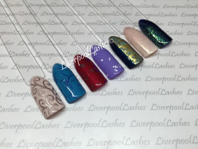 Liverpoollashes Beauty Blog 17 Nail Art Ideas With The New Cnd