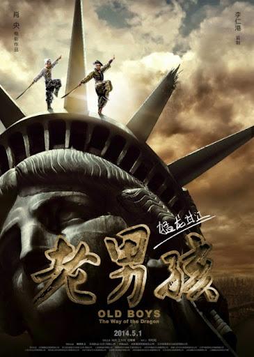 Old Boys: The Way Of The Dragon - Trai Già: Mãnh Long Quá Giang