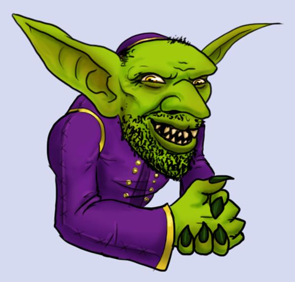 jew goblin