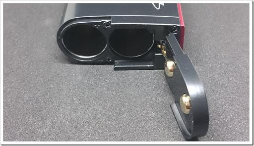 DSC 1990 thumb%25255B2%25255D - 【MOD】Vaptio SOAR S150 ATC MOD -コイルに基板が埋め込まれた温度管理デュアルバッテリーMOD!【ハイパワー】