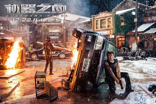 Xem Phim Cơ Khí Chi Huyết - Bleeding Steel - phimtm.com - Ảnh 2