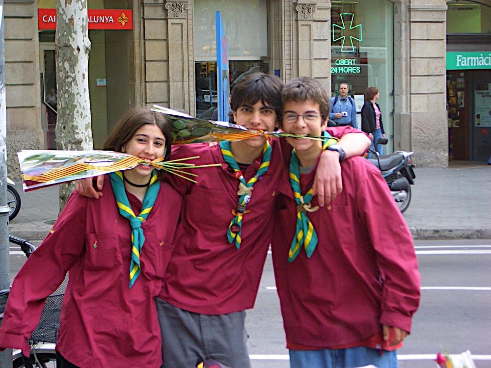 Sant Jordi 2005 - CIMG0549.JPG