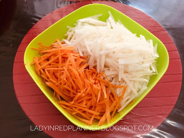 Resepi kimchi mudah