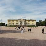 Oslo: Schloß und Wachwechsel