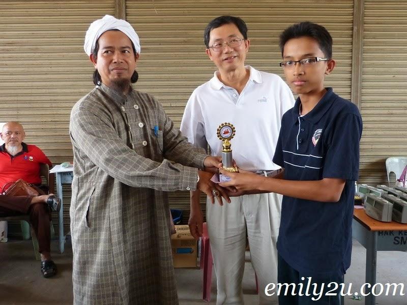 SMK Seri Putera Open Chess Tournament