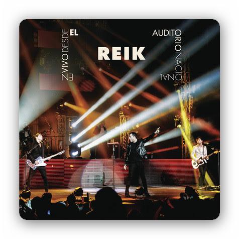 Reik - En Vivo Desde El Auditorio Nacional (V. iTunes) (2013)