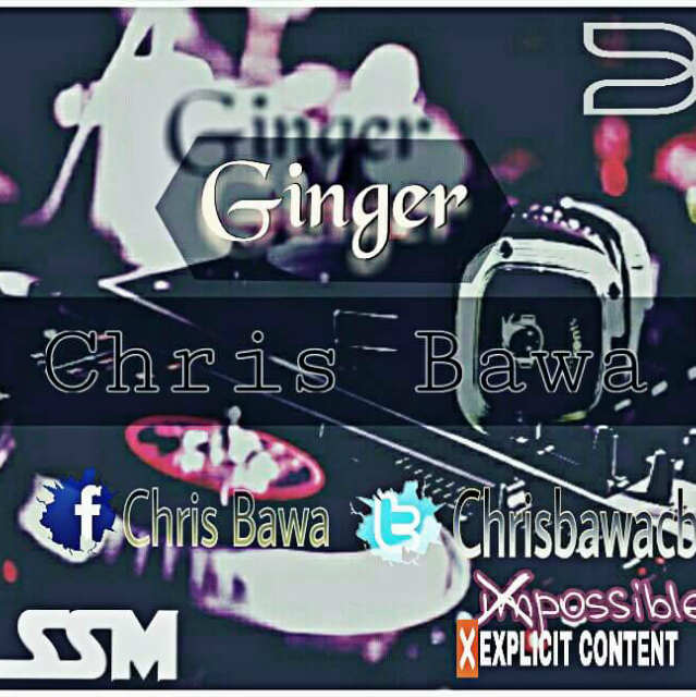 New Music: Ginger - Chris Bawa | @ChrisBawaCb