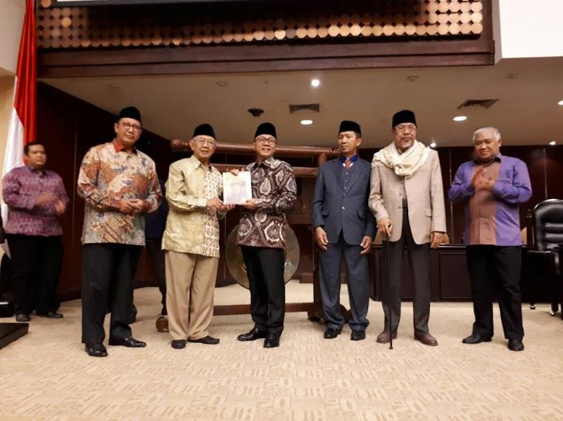 Pemikiran KH Hasyim Asy'ari Dibedah di Gedung MPR