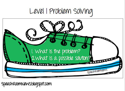 In Your Shoes Problem Solving