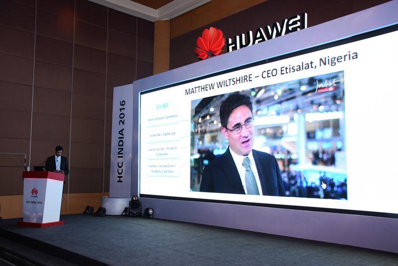Huawei Cloud Congress India 2016 - 21