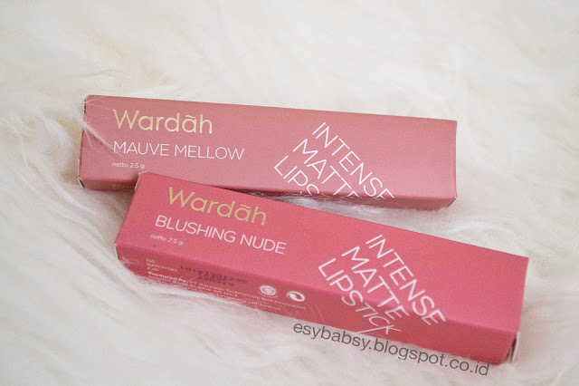 WARDAH-INTENSE-MATTE-LIPSTICK-MAUVE-MELLOW-BLUSHING-NUDE-ESYBABSY-REVIEW
