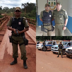 Major Alexandre assume comando da PM em Novo Progresso, PA.