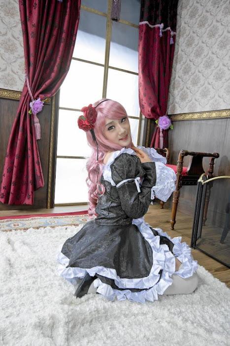 Miyuko và bộ ảnh cosplay Mikoto Yutaka cực dễ thương - Ảnh 3