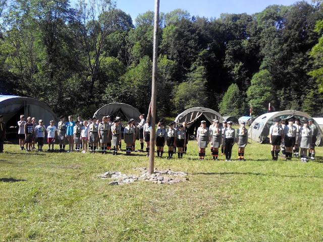 Obóz harcerski w Woli Michowej - 13659129_1007344289381561_5011533196595197735_n.jpg