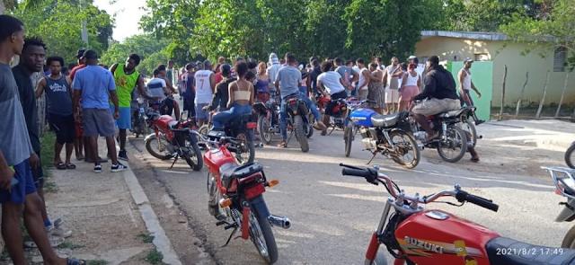 OVIEDO: Supuesto tumbe de cocaína hace que Haitiano mate a tiros a Dominicano