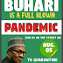 Another Nationwide protest against Buhari's regime slated to hold on August 5th. See details