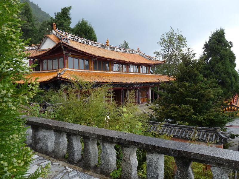 Chine .Yunnan. Dali ,petite randonnée au temple de Zhong he 3 - P1170622.JPG