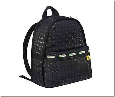 Peanuts X LeSportsac 7812 Basic Backpack 03