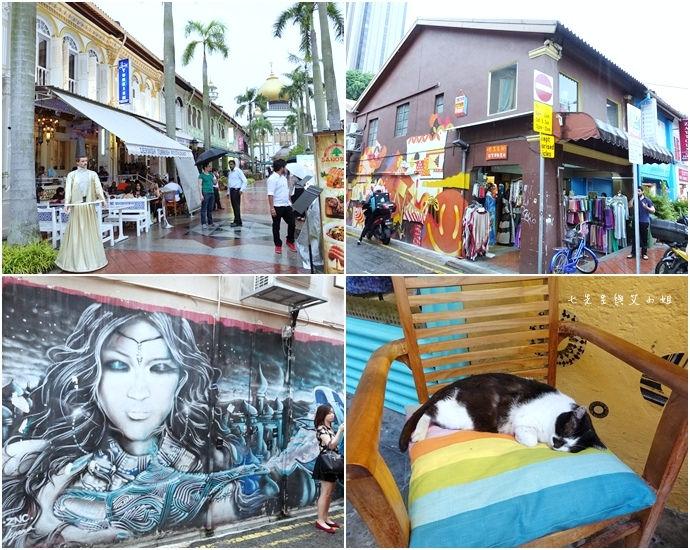 36 新加坡四天三夜自由行 美食美景購物