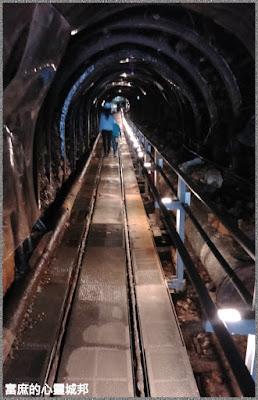 黃金博物館礦坑