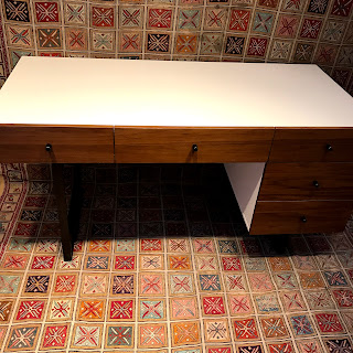 Industrial Home Tucker Desk