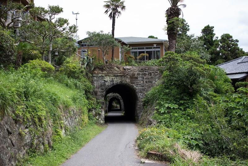 11:08 立派なトンネル