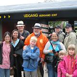 2011 Sommerekskursion til Odense med den internationale menighed