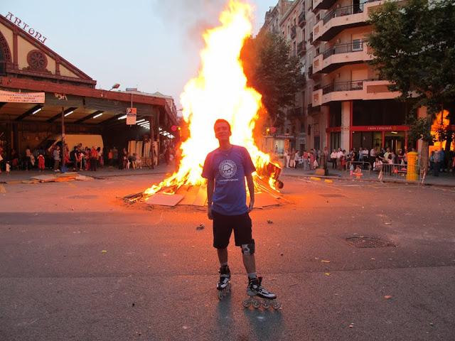 Fotos patinada flama del canigó - IMG_1105.JPG