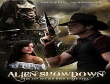 مشاهدة فيلم Alien Showdown: The Day the Old West Stood Still