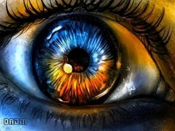 estudo 9 olho misterios