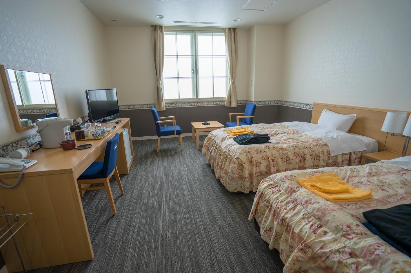 洋室ツインルーム(3室)