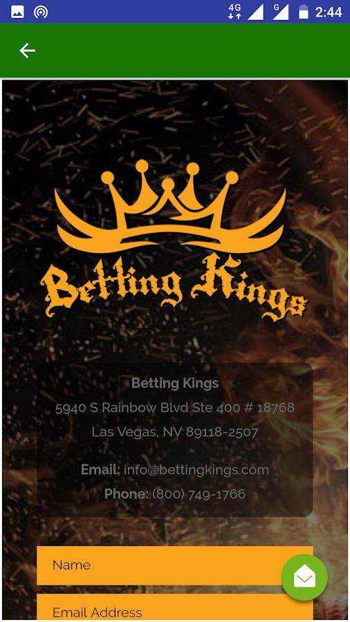 Betting Kings- screenshot