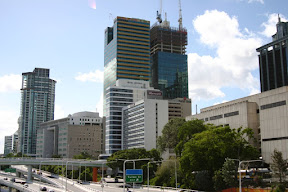 Buildings in the Central Business District