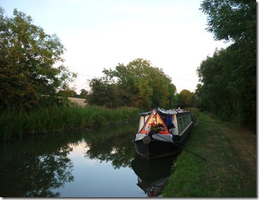 13 lovely mooring above tythorn lock