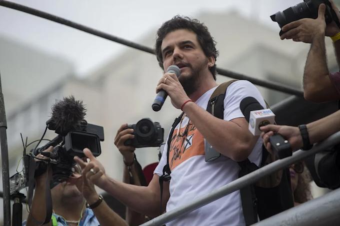 Wagner Moura lança filme sobre Marighella e declara voto em Lula