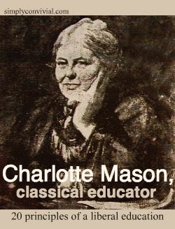 charlotte mason classical education