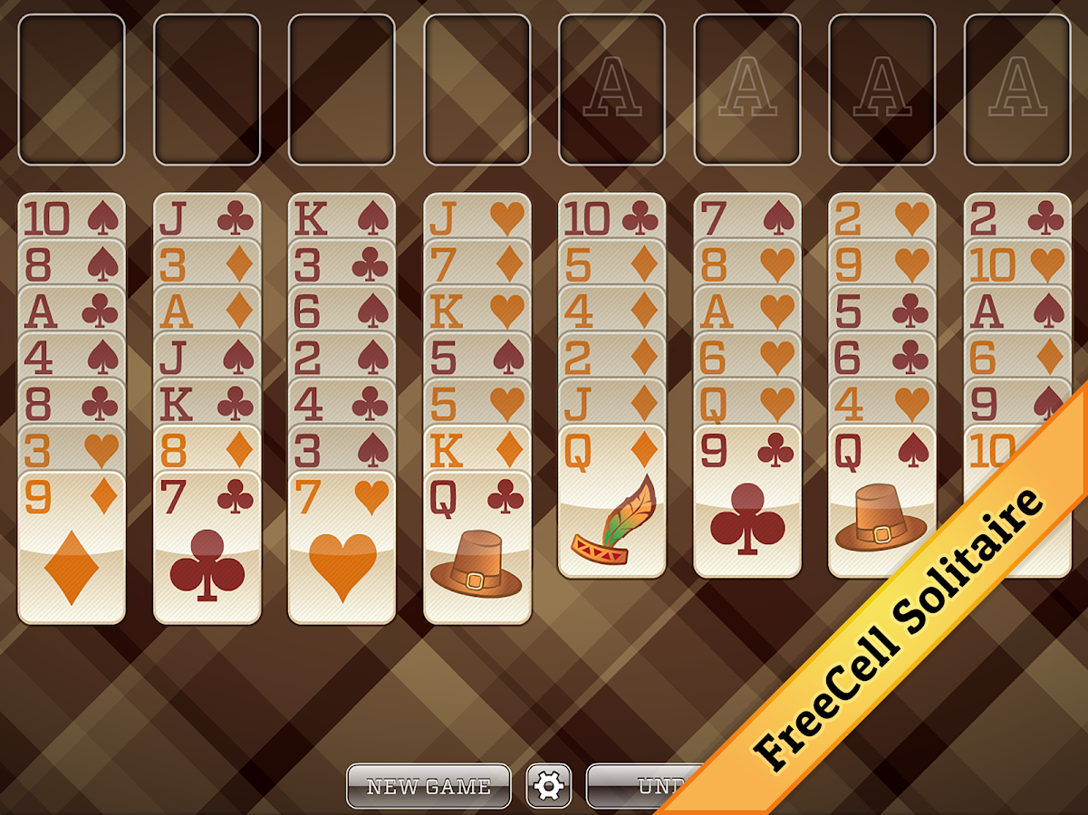 Thanksgiving Solitaire- screenshot