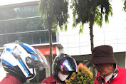 Forum Anak Nene Mallomo Sidrap Bagi Takjil Diseputaran Pangker dan Pasar