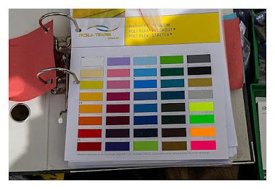 Produkttest Softshell-Jacke - Farbauswahl
