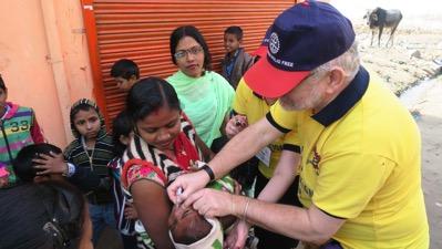 Paul Vaccinates