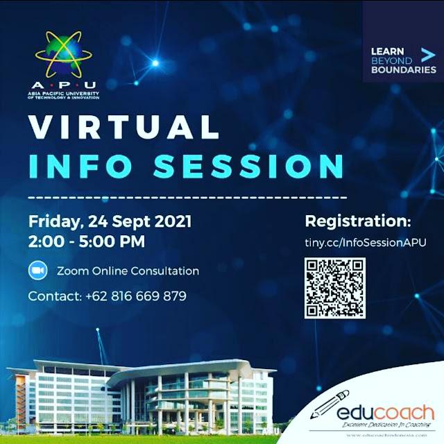 Kuliah IT terbaik di Malaysia | Info Session with Educoach Indonesia