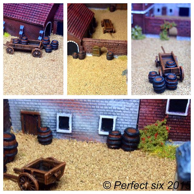 perfect six miniatures