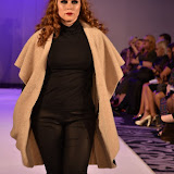 OIC - ENTSIMAGES.COM - ELVI collections model(s) at the UK Plus Size Fashion Week - DAY 2 - Catwalk Show Day  London 12th September 2015  Photo Mobis Photos/OIC 0203 174 1069
