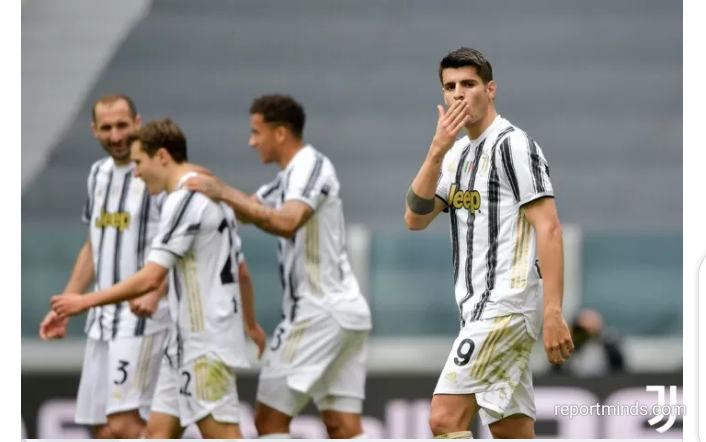 Serie A: Morata and Kulusevski scores in Juventus 3-1 against Genoa (Highlights) 2020-2021