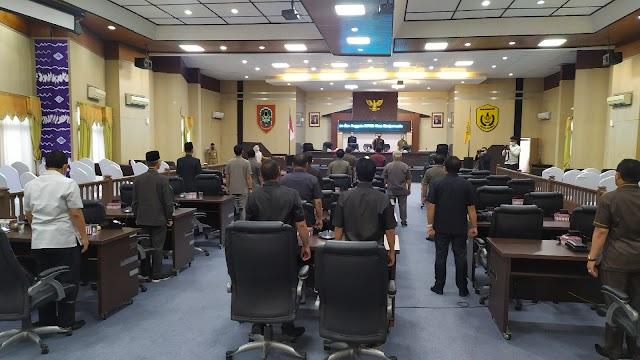 Lensa Foto DPRD Kota Banjarmasin Periode Oktober 2020