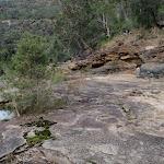 Rock shelf Beside Erskine Creek (144447)