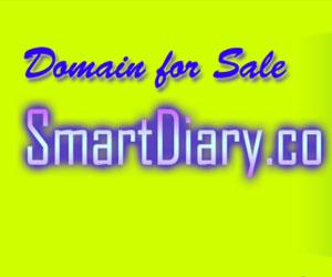 Dijual Domain SMARTDIARY.CO