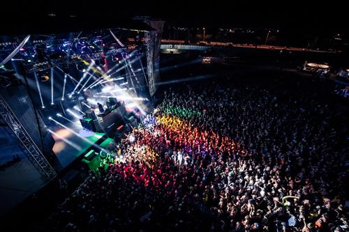DJ Hardwell, Zedd và Krewella sẽ góp mặt tại Sunset Music Festival 2014