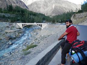 Near Danyor Nalla, Gilgit