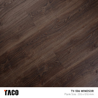 Vinyl Taco 5mm TV-506 Windsor